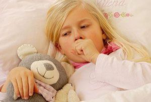 Особливості дитячого кашлю
