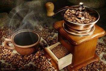 Корисні властивості натуральної кави