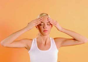 Самомасаж і гімнастика проти застуди