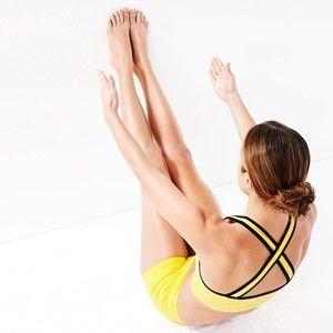 Вправи для талії і боків