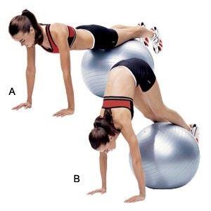 Вправи на м`ячі