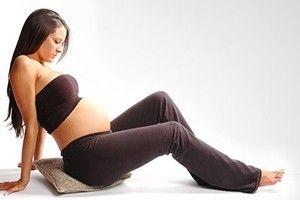 Вправи при вагітності