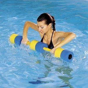 Чи дійсно так ефективні вправи в басейні?
