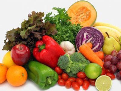 В меню здорового харчування на тиждень входить багато овочів