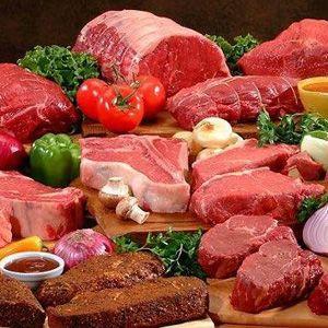 Найвищий вміст заліза в продуктах харчування з червоним забарвленням