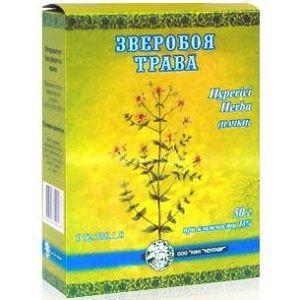 Звіробою трава - седативний засіб